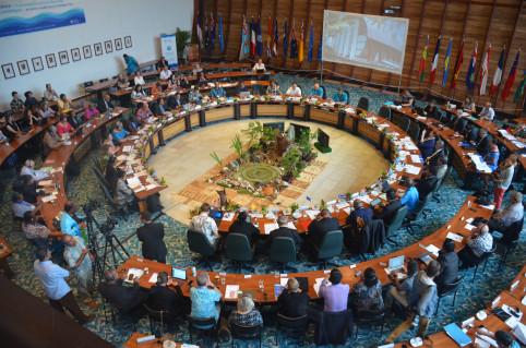 Thème de la conférence : « Sciences océaniques : un avenir durable pour le Pacifique bleu ».