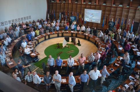 Le Forum H2O a réuni 300 personnes qui ont participé aux trois jours de travaux.