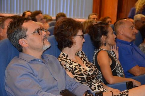 De nombreux représentants des institutions ont assisté à la conférence de l'Apesa-NC.