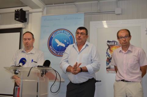 Point presse ce matin à 11 h organisé par Philippe Germain, avec Eric Backès et Hugues Ravenel.
