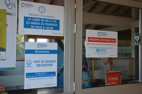 centre vaccination Cafat