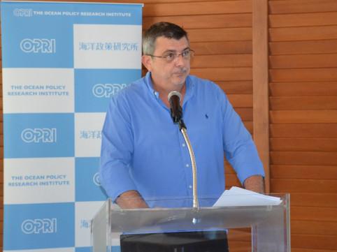 « C'est un honneur pour la Nouvelle-Calédonie d'avoir été choisie pour accueillir ce projet », a remercié Philippe Germain.