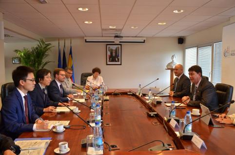 La rencontre s'est déroulée le 19 septembre au gouvernement.