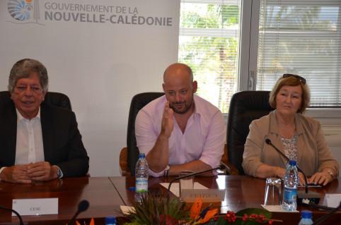 « Le monde politique doit se mettre au niveau des petits entrepreneurs et les écouter », a déclaré Christopher Gygès.