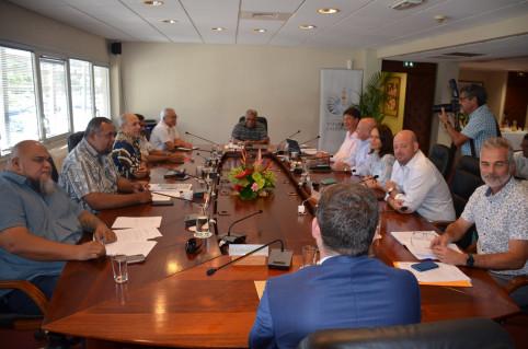 Le 17e gouvernement s'est réuni le 22 juillet.