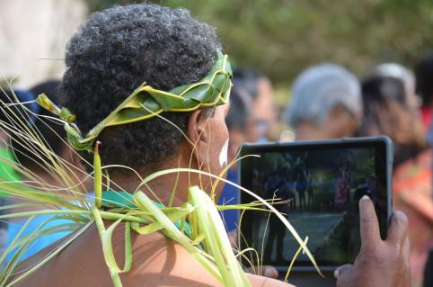 Danses traditionnelles et choc des cultures.