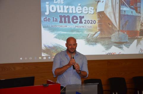 « Le gouvernement a fait du développement économique maritime l'une de ses priorités », a rappelé Christopher Gygès.