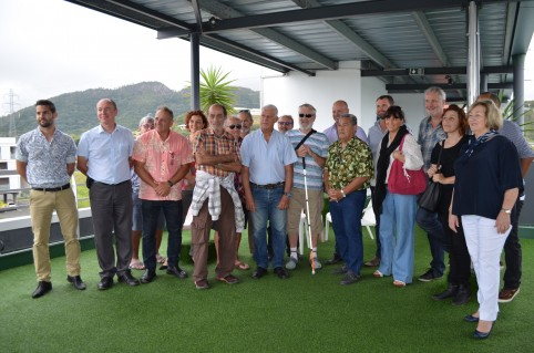 Le monde économique et l'intersyndicale des retraités se sont réunis au Fitness Park de Dumbéa-sur-Mer, premier partenaire de la carte senior.
