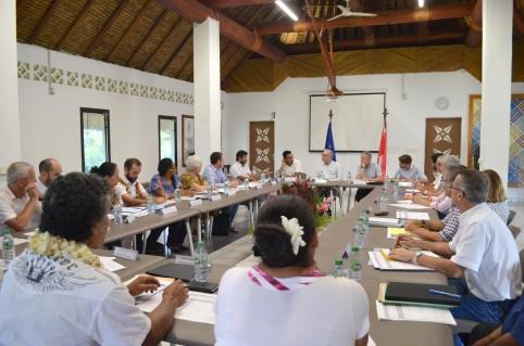 Un comité technique de l'accord particulier s'est tenu au falé de la République à la préfecture.