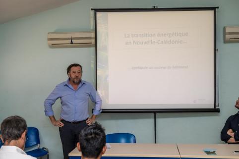 Jean-Loup Leclercq, directeur général du FSH. ©Eric Deroche