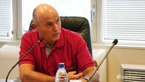 « Le CAM est un outil à taille humaine qu'il faut soutenir » a déclaré le directeur de la chambre d'agriculture de Nouvelle-Calédonie, Gérard Pasco.