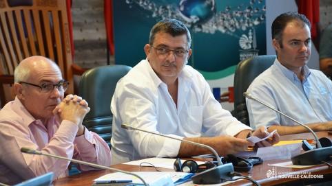 Philippe Germain a prononcé un discours d'ouverture du Forum H2O.