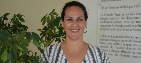 Heidi Hénin, chargée de mission sécurité routière au gouvernement.