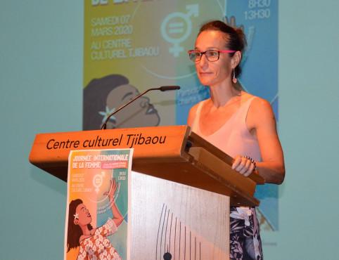 « Les pays ayant une meilleure égalité hommes-femmes ont une meilleure croissance», a rappelé Isabelle Champmoreau.