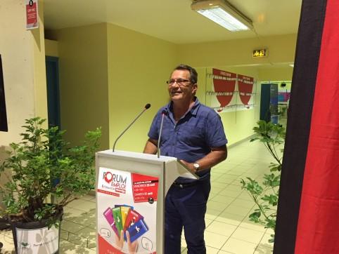 « Ce forum est celui de tous les métiers, de tous les employeurs et de tous les emplois », a déclaré Jean-Louis d'Anglebermes.