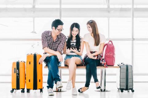 Plus de 20 000 touristes japonais se rendent en Nouvelle-Calédonie chaque année.