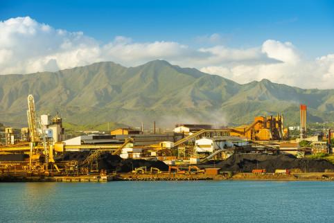 Le projet d'exportation de scories vers Tonga est porté par Environnement de la Mine au Récif SARL.