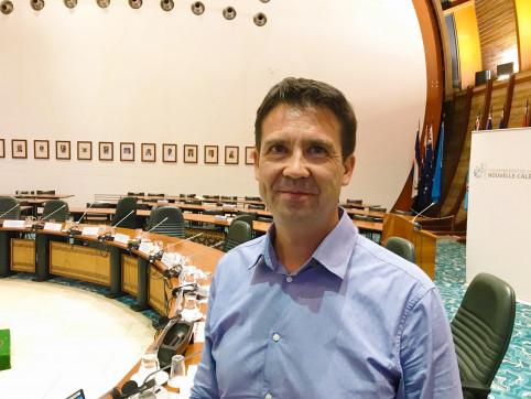 Sébastien Lemoine, coordonnateur du secteur pour le gouvernement.