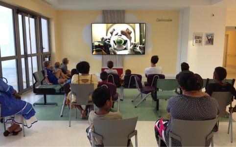 Les séances cinéma pour les enfants ont lieu chaque mardi à 16 heures au Cinévasion.
