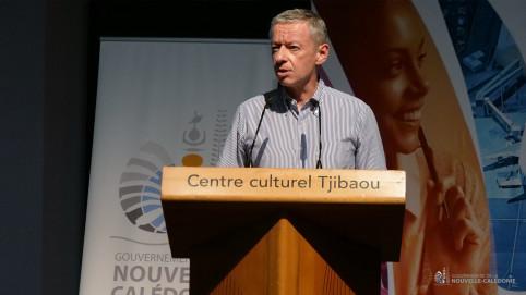 Secrétaire général du gouvernement, Alain Marc a évoqué un « tsunami réformateur ».