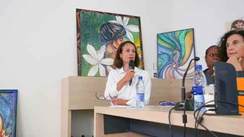 « La mer fait partie de notre quotidien, mais elle est aussi génératrice de métiers porteurs », a souligné Isabelle Champmoreau.