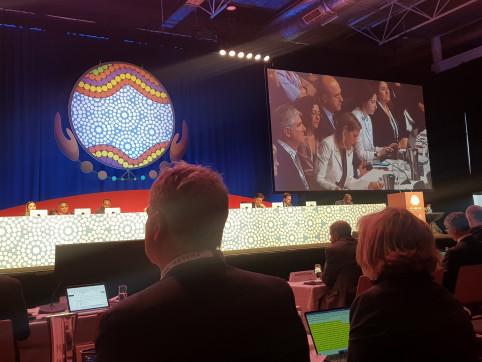 La Calédonie a participé à la séquence ministérielle, le 8 novembre, durant laquelle a été signée la déclaration de Canberra, plan d'actions pour la période 2020-2024.