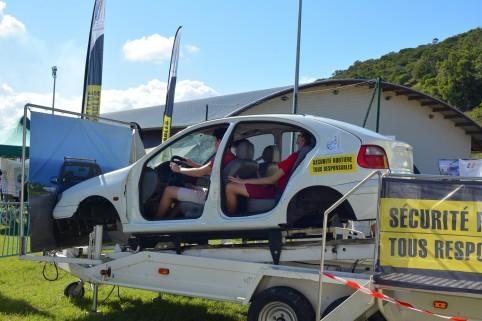 L'auto choc du Sécuribus a été plébiscitée !