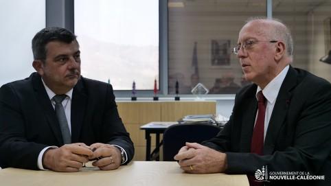 Les possibilités de coopération entre les deux pays ont été abordées pendant l'entretien avec l'Ambassadeur de France en Papouasie-Nouvelle-Guinée.