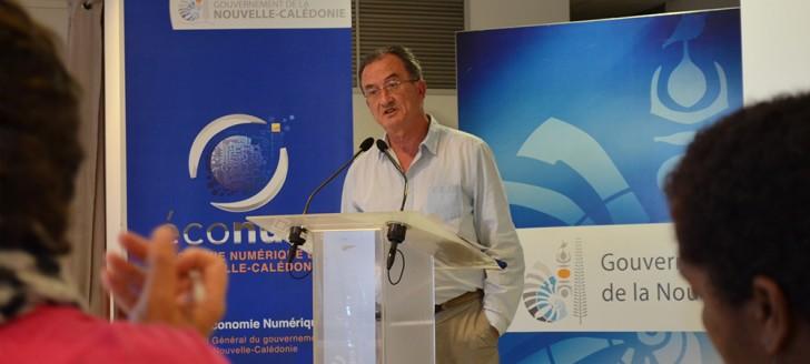 « L'économie numérique est le principal moteur de la croissance », a rappelé Bernard Deladrière, membre du gouvernement en charge de ce secteur.