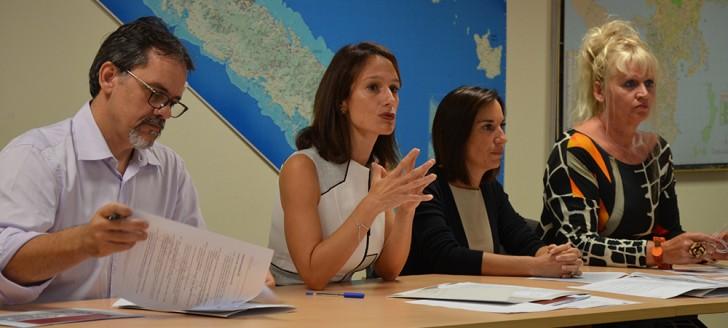 Isabelle Champmoreau a rappelé qu'au premier trimestre 2016, 60 % des mis en cause dans des affaires de cambriolage sont des mineurs.