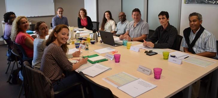 Les membres du comité de gestion du fonds de soutien à la production audiovisuelle ont tenu leur première commission le 10 juillet, à la province Sud.