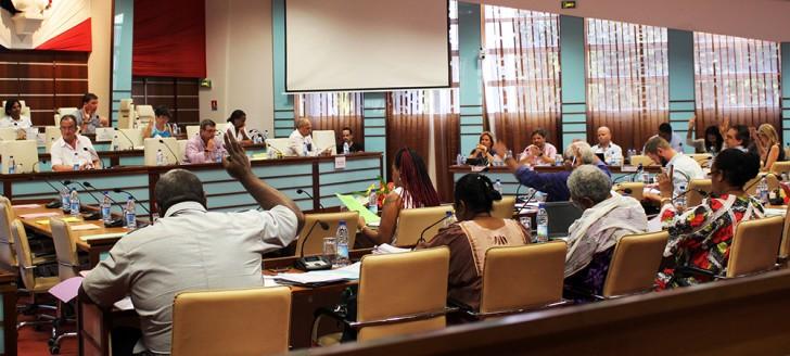 Le budget supplémentaire 2017 de la Nouvelle-Calédonie a été adopté par les élus du Congrès.