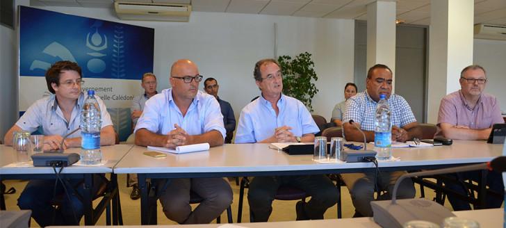 « La simplification administrative et la modernisation de l'administration sont nos priorités », a rappelé Bernard Deladrière.