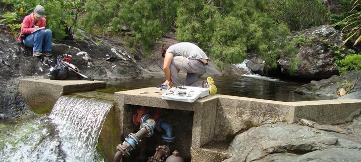 Plus d'une centaine de dossiers pour la mise en place de périmètres de protection des eaux sont en cours d'instruction dans les trois provinces.