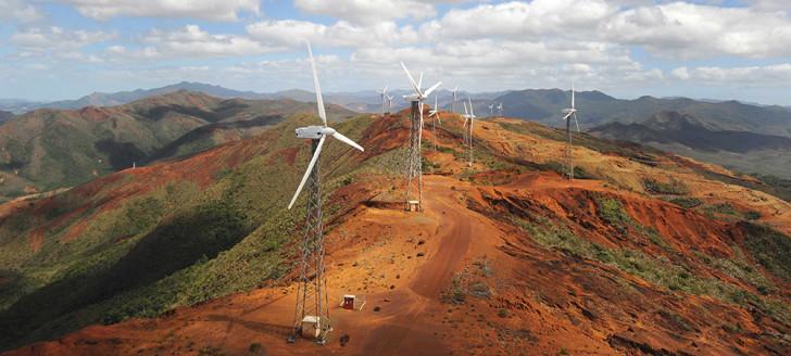 Cet apport d'énergies renouvelables doit éviter l'émission de 84 000 tonnes de C02 par rapport à un approvisionnement en énergies fossiles (© Éric Dell'Erba).