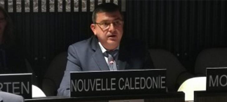 Philippe Germain : « Un instant historique pour la Nouvelle-Calédonie ».