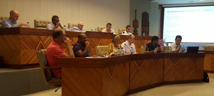 Le conseil provincial de prévention de la délinquance s'est réuni à l'Hôtel de la province Nord à Koné.
