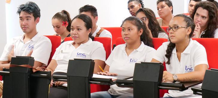 Environ 80 étudiants de 2e et 3e année de licence d'économie-gestion et de master management ont participé à l'échange.