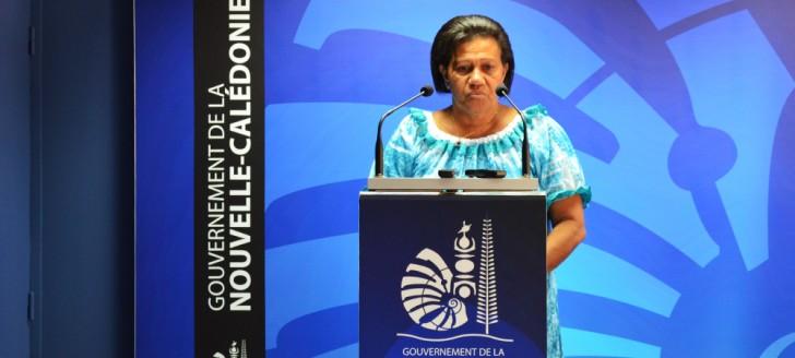 Valentine Eurisouké a présenté, mardi 4 septembre, les grandes lignes du programme d'actions du plan Do Kamo arrêté par le gouvernement.