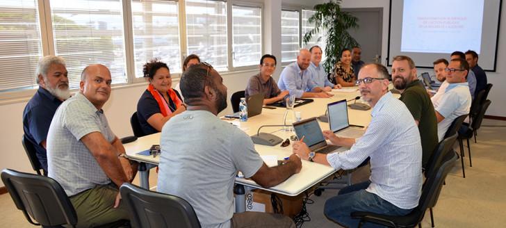 Le plan de transformation numérique de l'administration et la création d'un lieu totem étaient à l'ordre du jour du Copil du numérique, mercredi 12 août au gouvernement.