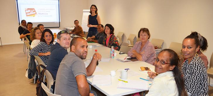 À l'initiative de la DFPC, les acteurs de l'information, de l'insertion, de la formation et de l'emploi élaborent le premier outil calédonien de détection des situations d'illettrisme.