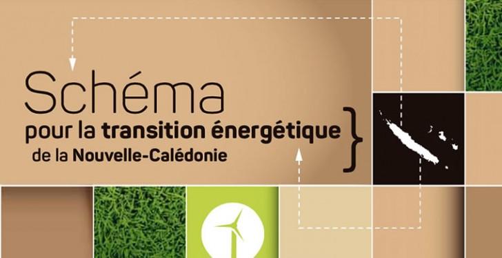 Que contient le projet de schéma pour la transition énergétique ?