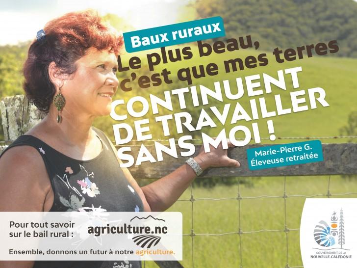 Campagne d'information sur le bail rural