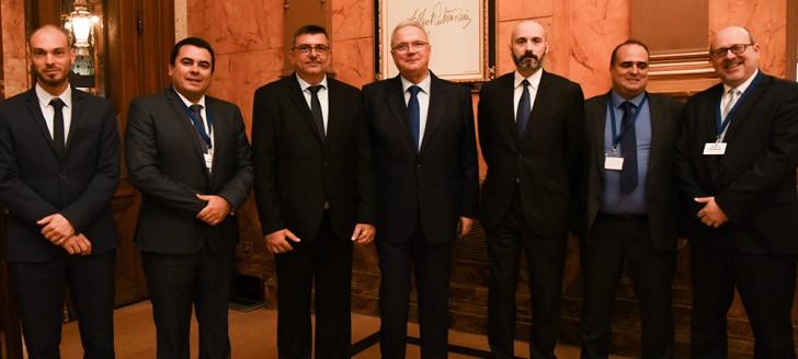 Le 16e Forum annuel UE-PTOM a eu lieu vendredi 23 février, à Bruxelles. © Union européenne.
