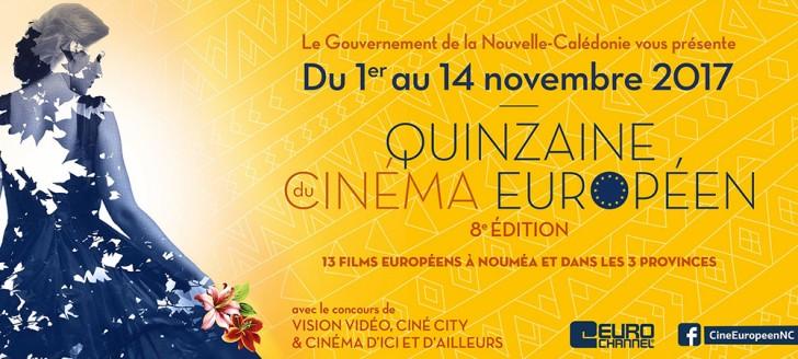 Financée à hauteur de 6 millions de francs par le gouvernement, la Quinzaine du cinéma européen est organisée avec Vision vidéo, le Ciné City et Cinéma d'ici et d'ailleurs.