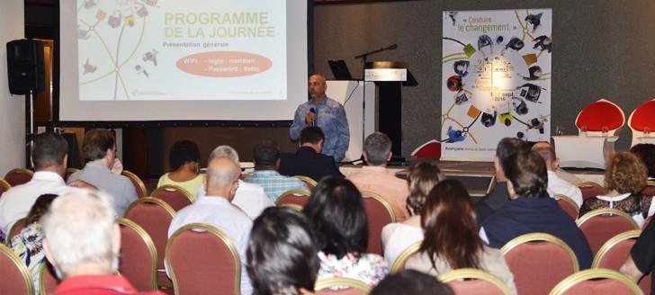 Le quatrième forum de la Mobilité a eu lieu lundi 12 septembre 2016. Il s'inscrit dans le cadre de la semaine européenne de la Mobilité, relayée en Nouvelle-Calédonie du 10 au 18 septembre.