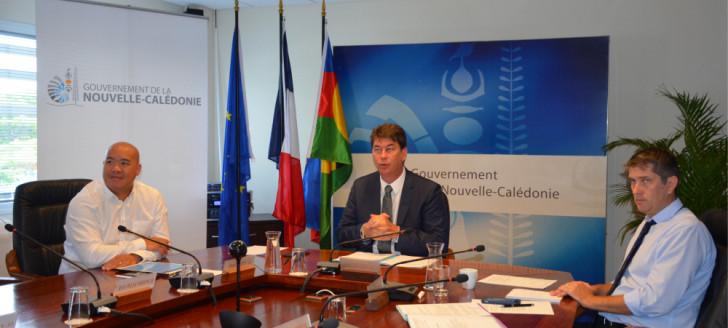 Thierry Santa souhaite que les PTOM soient mieux connus des plus hautes instances de l'Union européenne à travers l'association des pays et territoires d'outre-mer (OCTA).