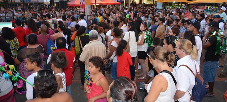 Lors du précédent recensement, en août 2014, la population calédonienne comptait environ 269 000 habitants, soit près de 23 000 personnes en plus par rapport à 2009.