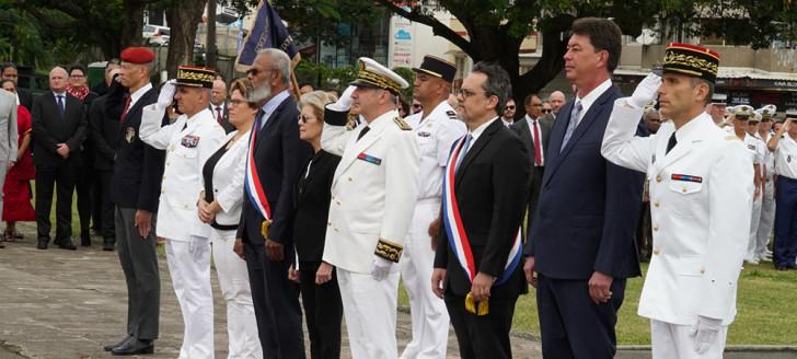 La cérémonie d'installation de Laurent Prévost s'est déroulée en présence des élus.
