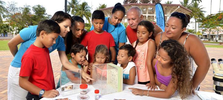 Informer la population est une étape clé du World Mosquito Program dont la finalité est de préserver la santé en réduisant les épidémies de dengue, chikungunya, Zika et fièvre jaune (© WMP).